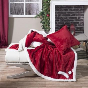 Ριχτάρι - Κουβέρτα Καναπέ Red Hut